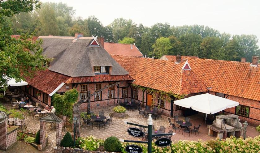 Museumboerderij Erve Kots is het decor voor de Naoberdagen op 28 en 29 september. (Archieffoto)