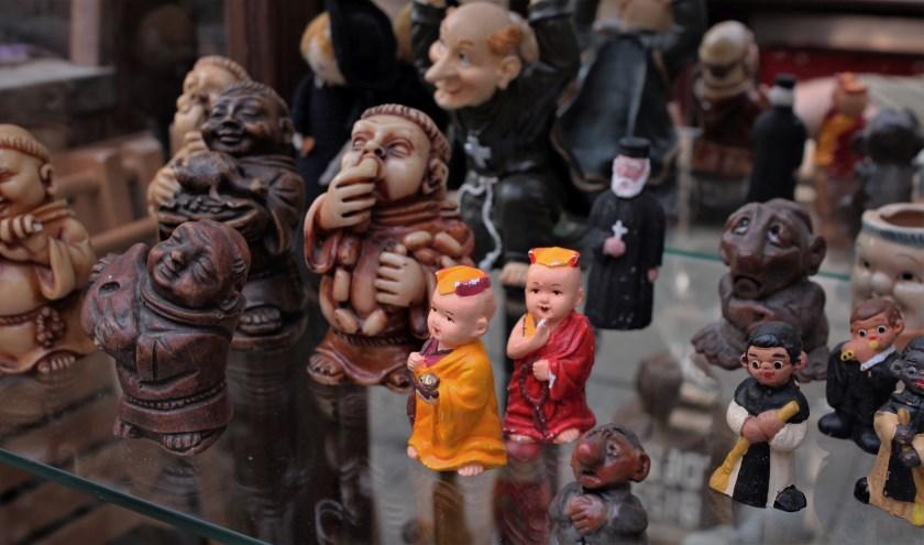 Museum de Pelgrim heeft een bijzondere collectie.