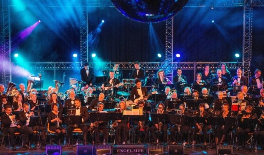 Ook dit jaar is Excelsior Papendrecht en het orkest weer in het programma van Theater De Willem te vinden. (Foto: Excelsior Papendrecht)