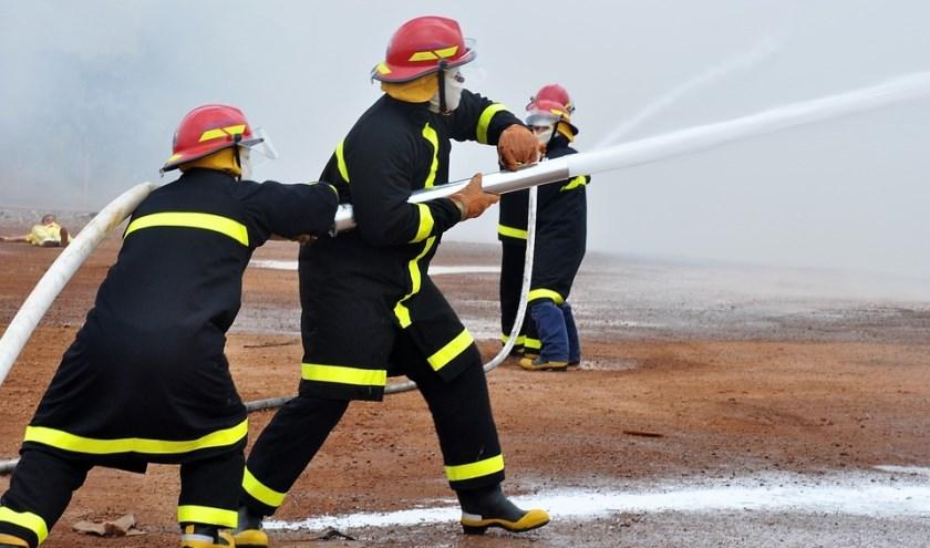 Brandweer aan het werk! FOTO: PixaBay