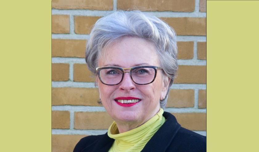 """Dianne Harberink: """"Als wij, als volksvertegenwoordigers het goede voorbeeld gaan geven, zal de rest vanzelf wel volgen."""" (Foto: VVD Wierden-Enter)"""