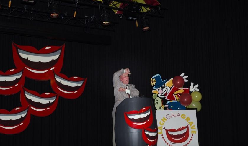 Zie www.lachgalagrave.nl voor meer informatie over het Lachgala en de optredens. (Foto: Hanny van Woezik)
