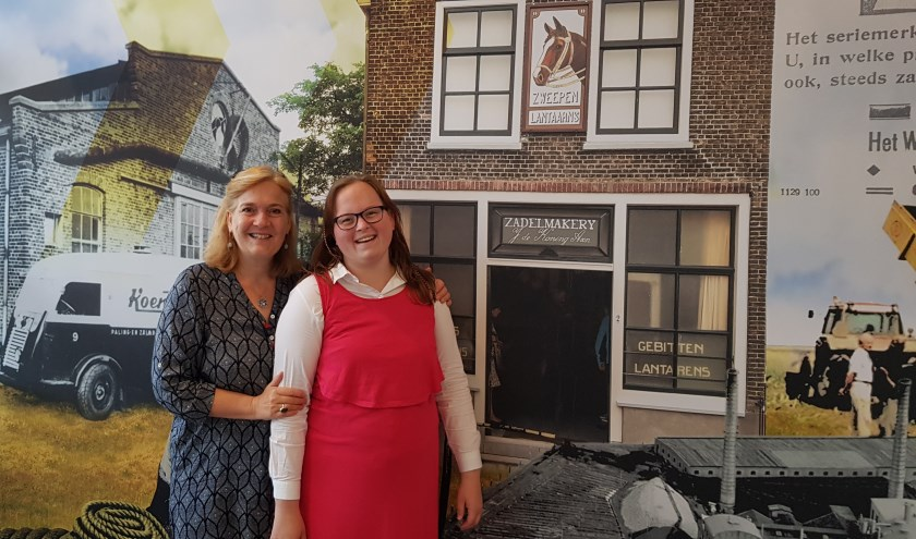 Annerie en Marianne. (Foto: Privé)