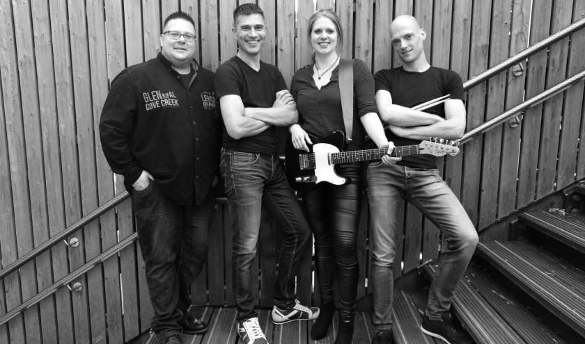 De band Joint Adventure zorgt voor de muzikale omlijsting van de Corso After Party op zaterdag 5 oktober. (Foto: Joint Adventure)