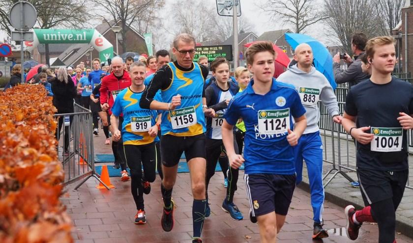 Inschrijven voor de Snertloop 2019 kan sinds afgelopen zondag. Foto: Carmen Steghuis
