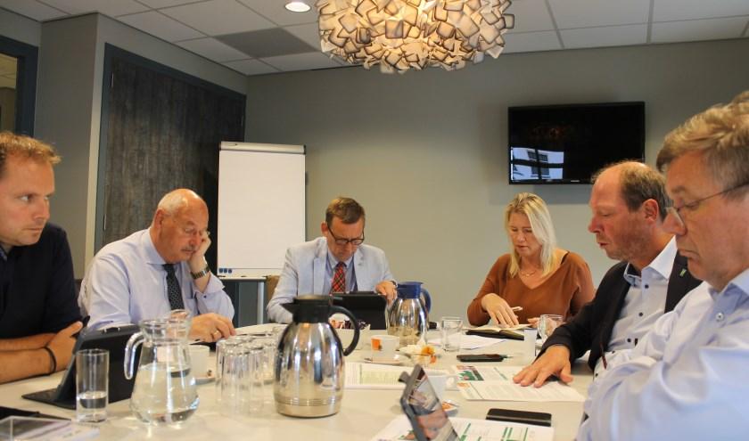 College van B & W van de gemeente Aalten licht de begroting voor de jaren 2020 tot en met 2023 toe.