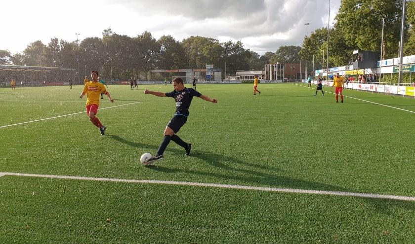 Den Ham speelde zaterdag met 0-0 gelijk in de uitwedstrijd tegen Rohda Raalte.