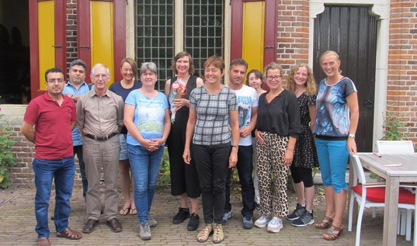 Deelnemers JobGroep nr. 21. (foto: Stichting JobHulp Culemborg)