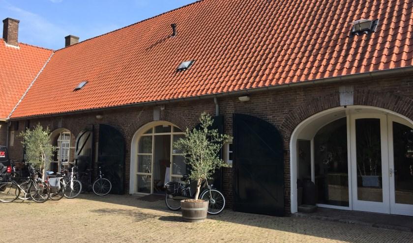 Het Koetshuis. (Foto Museum Kasteel Wijchen)