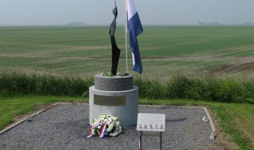 Het monument. (Foto: PR)