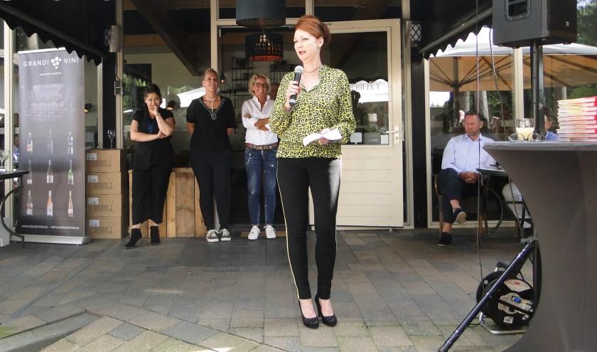 De presentatie werd gehouden ter gelegenheid van het vijfjarig bestaan van het restaurant.