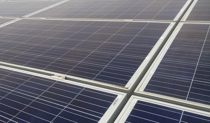 Met zonnepanelen op het dak dekt Hercules haar volledige elektriciteitsbehoefte.