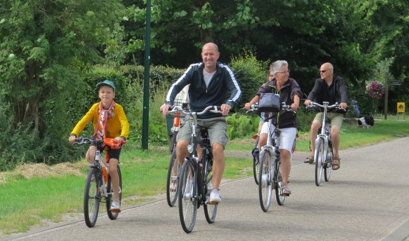 Op zondag 13 oktober kunt u genieten van een afwisselende fietstocht in de omgeving van Oosterhout