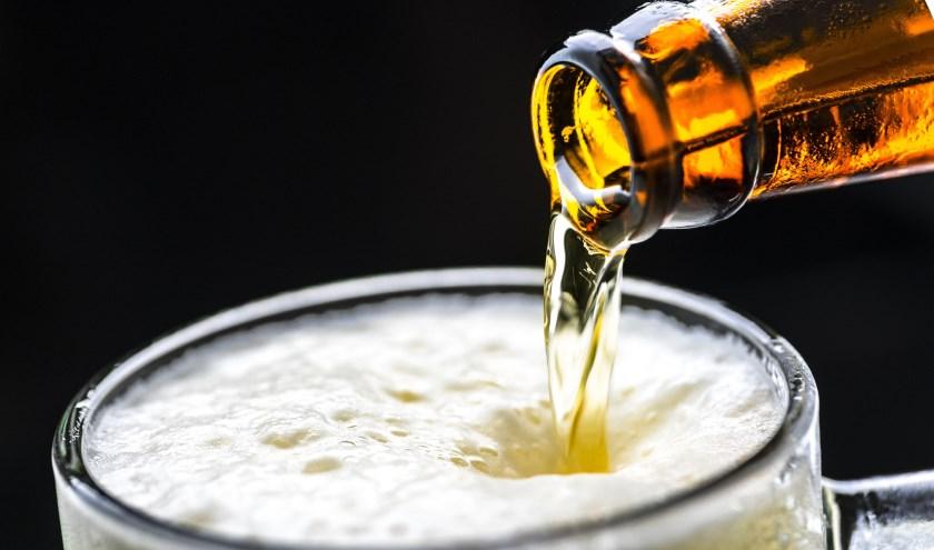 inschenken van alcohol