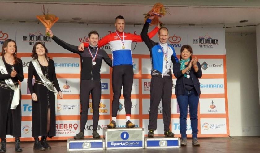 Freek wederom Nederlands kampioen
