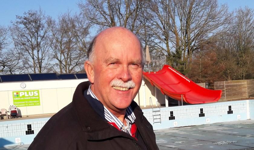 Henk van den Oever: de fanatieke ochtendzwemmer die per 8 januari 2020 de nieuwe voorzitter wordt van zwembad De Vrije Slag