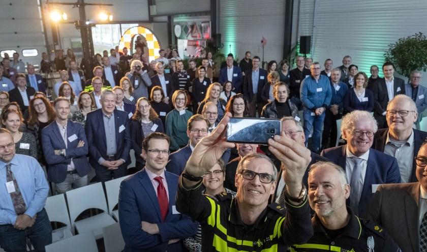 Provincie Brabant gaat voor nul verkeers slachtoffers. Opening BVVP 2020-2024 in Oss. FOTO: Merlin Daleman.
