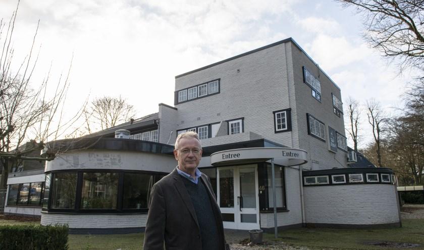 Het Episch Centrum verhuist naar de voormalige Middenstip. Michiel de Jong is blij dat 'dit pand voor de Eper samenleving behouden blijft'.
