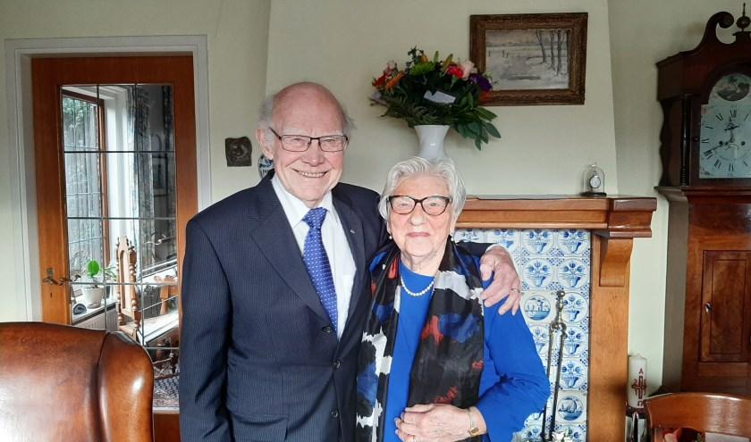 Het echtpaar Ribbert heeft met de nodige humor veel van het leven genoten en ze genieten nog steeds