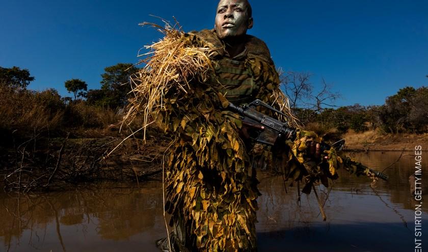 World Press Photo Exhibition. Foto: Brent Stirton.