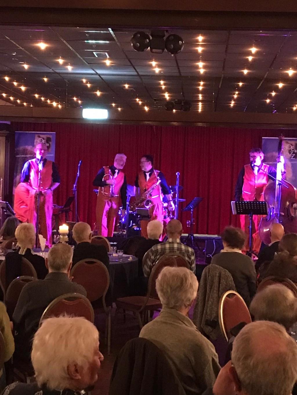 Jazz Connection Foto: Doe Jazz '81 © DPG Media
