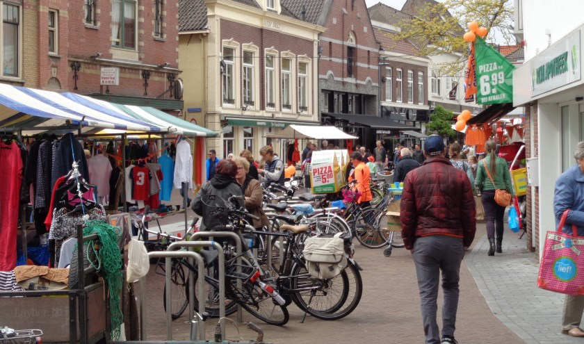 Binnenstad Woerden. Foto: Roy Visscher