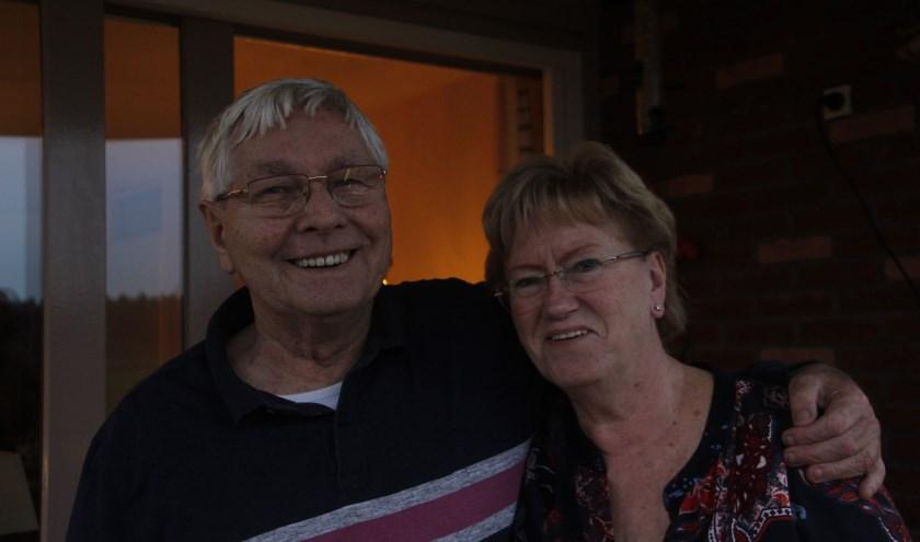 Henk en Diny Roesink delen al vijftig jaar lief en leed