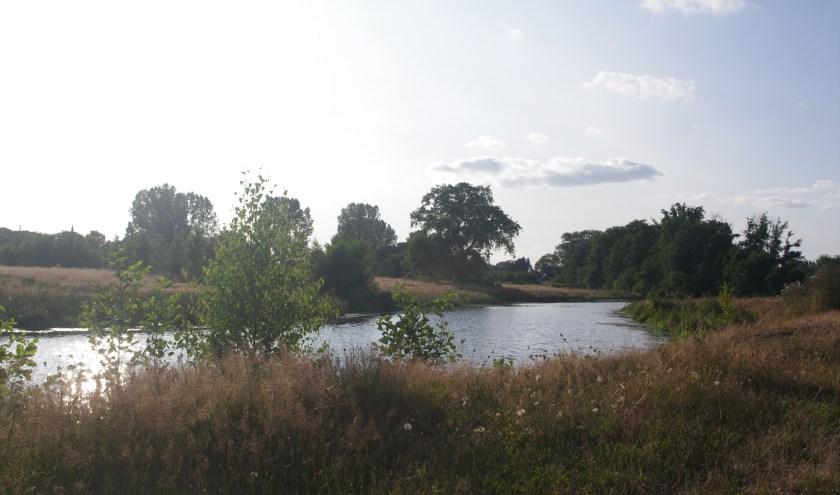 De Regge is een prachtige rivier die je op verschillende manier kunt ontdekken. Schuilenburg voegt daar diverse gps-tochten aan toe. (Foto: A. van Ipenburg)