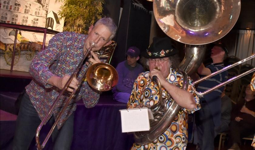 Wie neemt dit jaar de Kakofoon mee naar huis? Op 25 januari toeteren blaasorkesten voor de eer. Foto: Marianka Peters