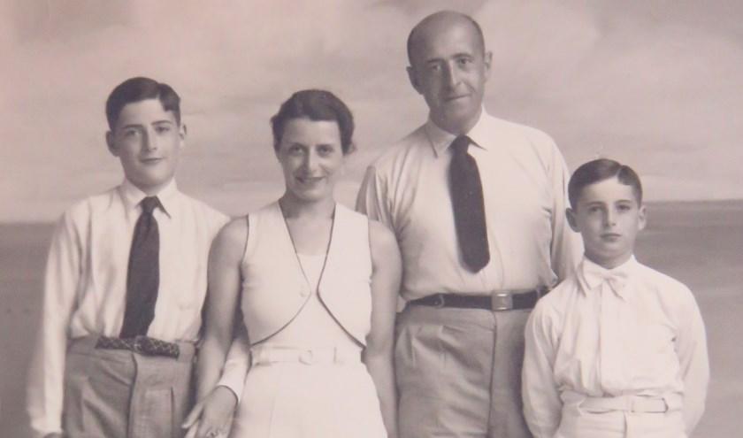 Komend weekend staan er kaarsjes en portretten voor de Joodse oorlogsslachtoffers in Bennekom, zoals voor het gezin Rippe.