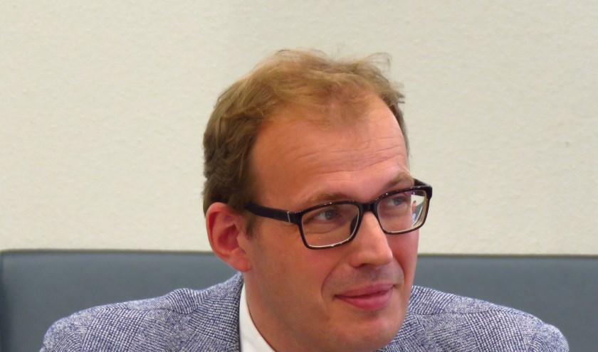 Burgemeester Mark Boumans van Doetinchem.