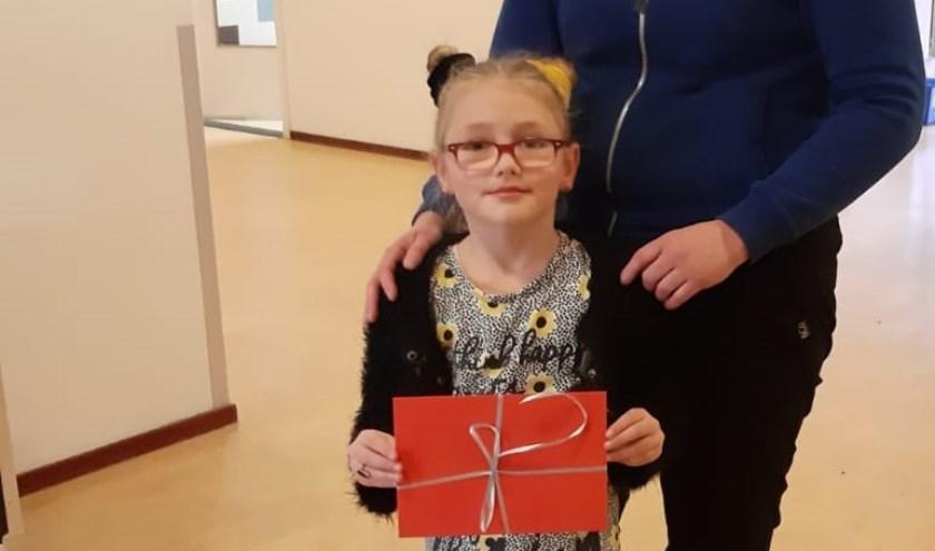 Eline krijgt vrijkaartjes voor de Pretfabriek van Annemarieke (senior pedagogisch medewerker Kind & Co)