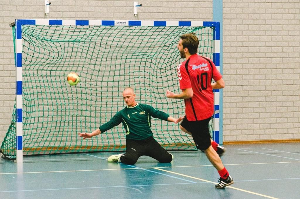 Beslissende penalty. Fotograveertje © DPG Media
