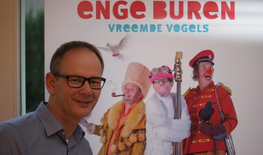 Initiatiefnemer Jakob de Vries van Zeewolde LIVE.