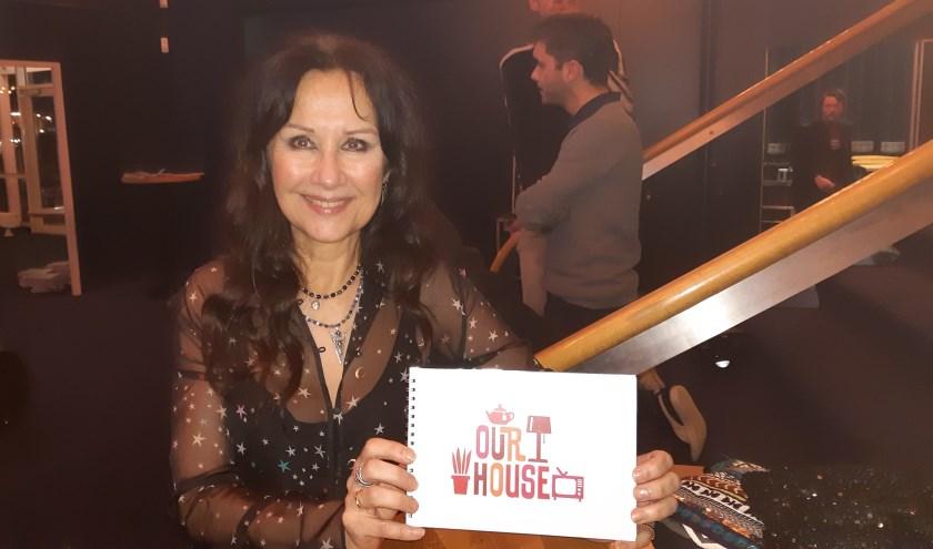Vol passie en inzet werkt Miranda Rennings aan haar project 'Our House'
