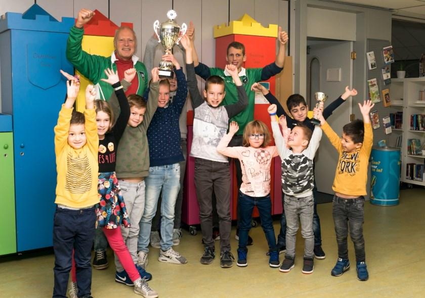Winnaar Klokhuis 2018.