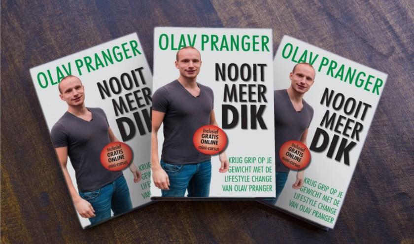 In zijn boek Nooit meer dik deelt Pranger zijn visie op afvallen.