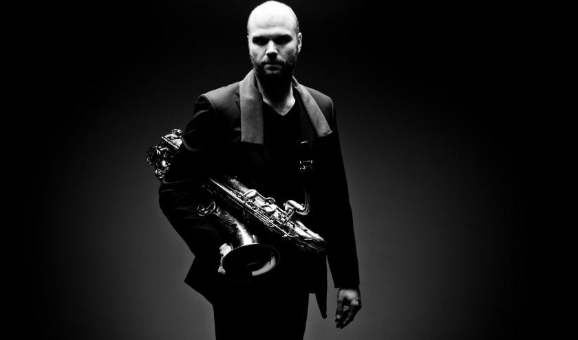 RIOT van saxofonist Ties Mellema is de afsluiter van het Nederlands Saxofoon Festival