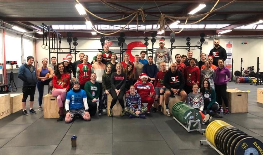 Breda CrossFit op het Spinveld bestaat 5 jaar en houdt zaterdag 25 ja-nuari 'n open dag. ,,Bij ons draait alles om 'Ohana', het familiegevoel.''