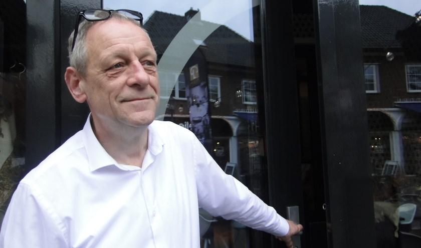 Jan Schreur van Prima: ''Voor de consument is er keus genoeg in Nunspeet.''. (Foto: Leo Polhuys)