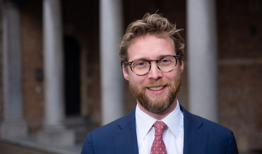 Maarten Burggraaf. Foto: Ronald van den Heerik