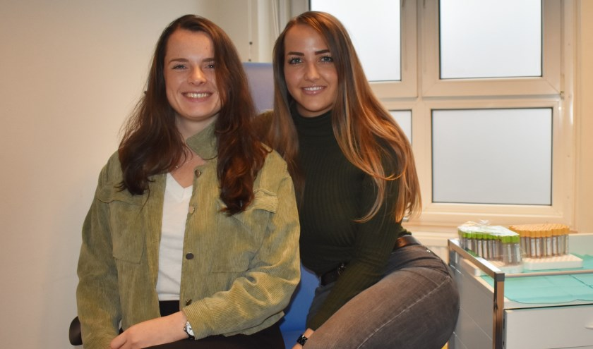 Charlotte en Rubia werken als sociaal verpleegkundige bij het Centrum Seksuele Gezondheid van GGD Rotterdam-Rijnmond.