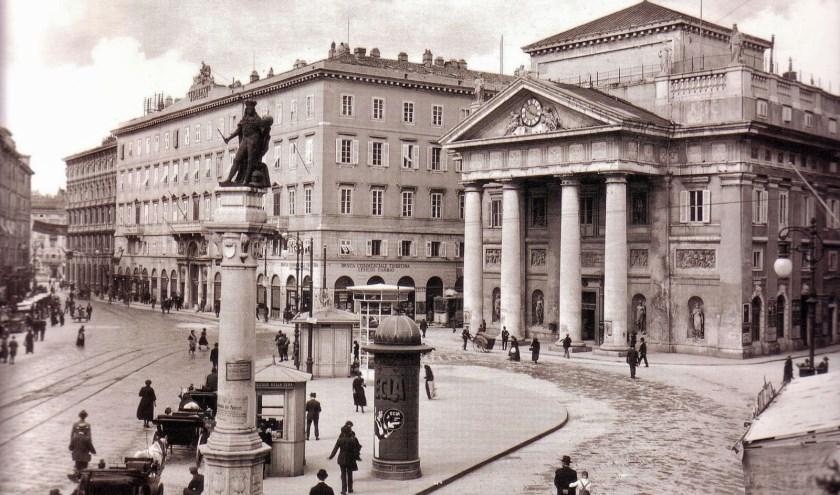 Triëst is een belangrijke stad in de literaire geschiedenis. Foto: PR