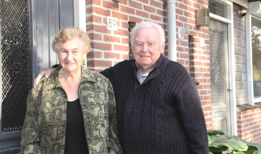 Herman Peters en Thea Peters-Wesselkamp uit Duiven.