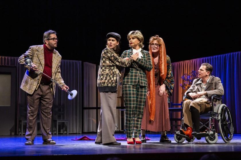 Woensdag 12 februari is de toneelversie van Hendrik Groen te zien in Nieuwe Nobelaer