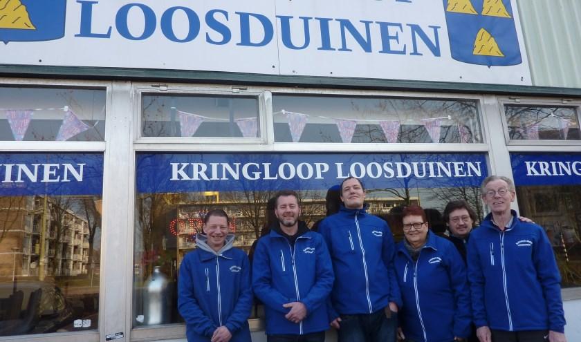 """Vrijwilligers van Kringloop Loosduinen: """"We hebben nog ruimte voor leuke collega's."""""""