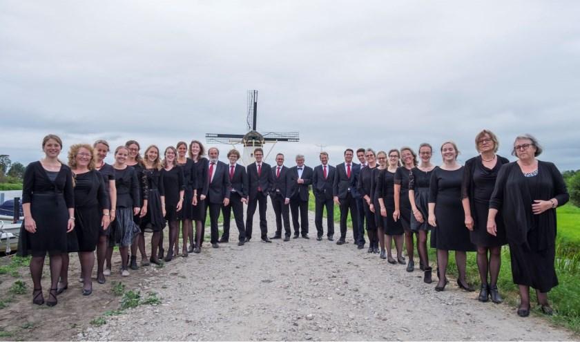 'Cantate Domino' zingt de Messiah van Händel. (foto: pr)