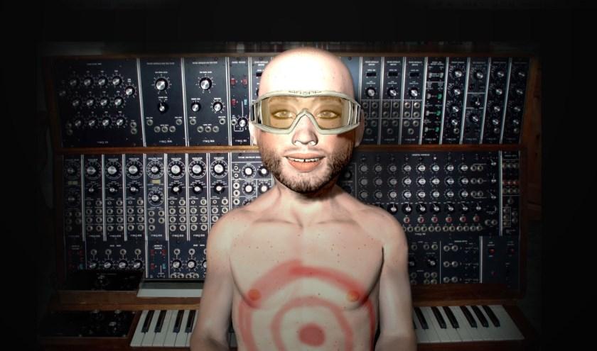 Kunstenaar Antoine Kroes creëerde deze Nederlandstalige ElectroPop waarbij niet de zanger, maar de virtuele DANZMAN centraal staat.