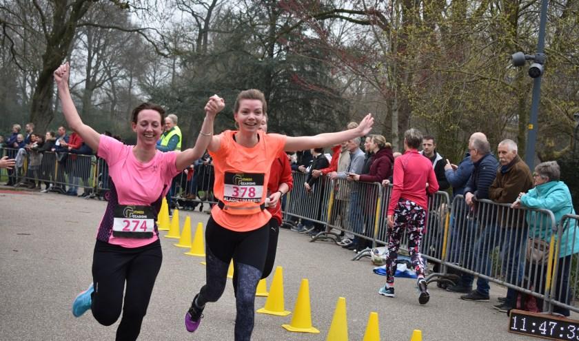 Een van de doelen is om mensen het plezier in sport terug te laten krijgen. (Foto ter illustratie, deze dames zijn geen deelnemers van de Mindful Run).