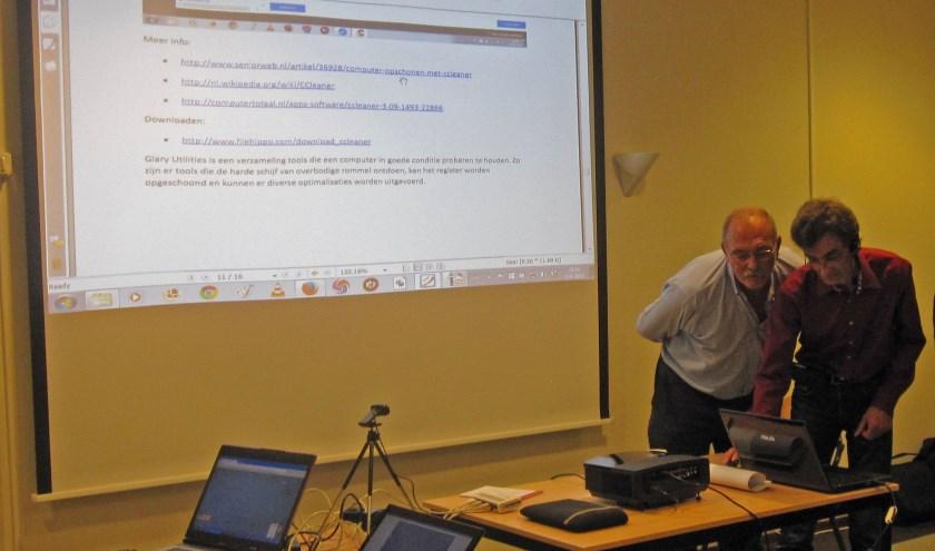 De HCC-avond in Ons Huis gaat deze keer over veilig internetten en e-mailen. (foto: HCC Zevenaar)